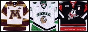 Minnesota, North Dakota & OHL IceDogs