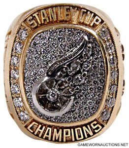 1997 Stanley Cup Ring