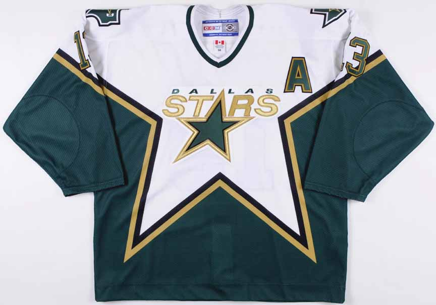 dallas stars authentic jersey