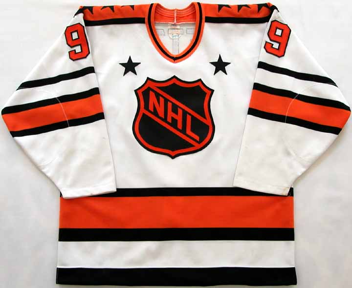 Wayne Gretzky 1987 All Star Replica Jersey  GAMEWORNAUCTIONS.NET d491f4004d0