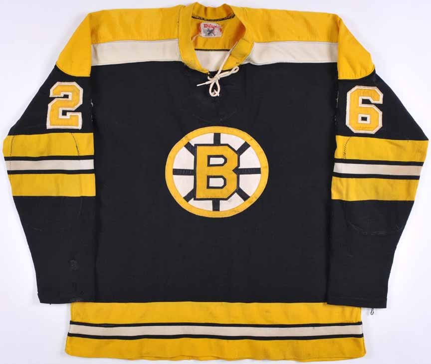 1969-70 & 1970-71 Don Awrey Boston Bruins Stanley Cup ...