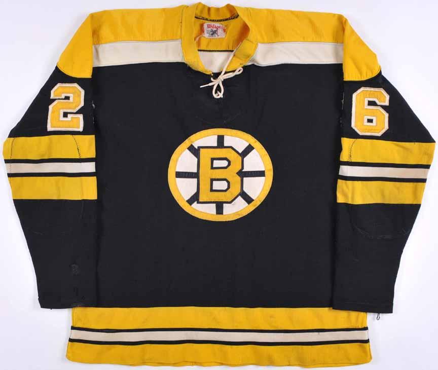 1969-70   1970-71 Don Awrey Boston Bruins Stanley Cup Finals Game Worn 568c48b92