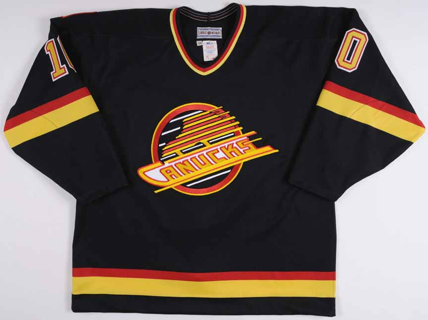 Pavel Bure Vancouver Canucks Authentic Jersey  GAMEWORNAUCTIONS.NET d603dbf27
