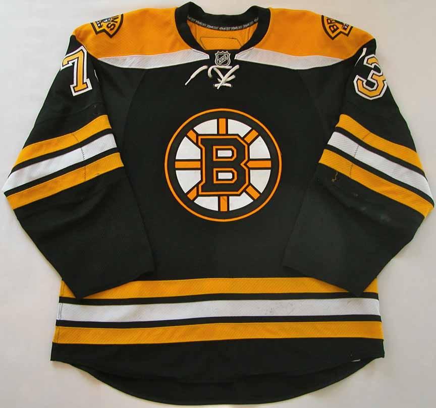 2008-09 Michael Ryder Boston Bruins Game Worn Jersey