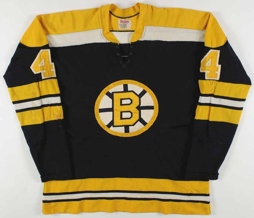 f8c21164d 1968-69   1969-70 Bobby Orr Boston Bruins Game Worn Jersey - 1st ...