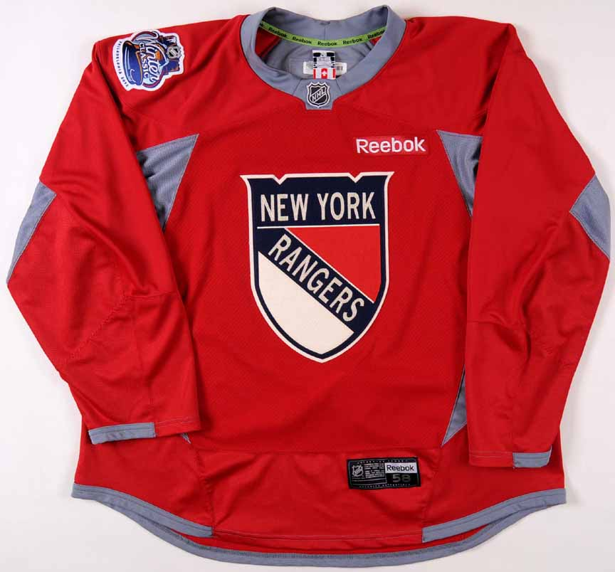 buy popular c6bd2 d567a 2011-12 Anton Stralman New York Rangers Winter Classic ...