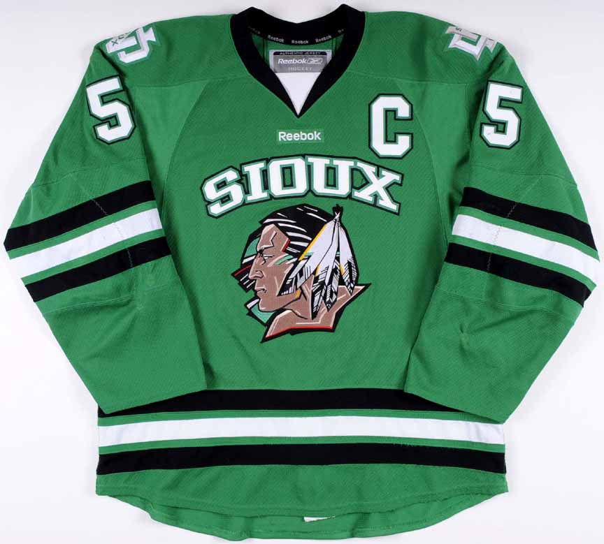 quality design e291a 99b09 north dakota fighting sioux jersey