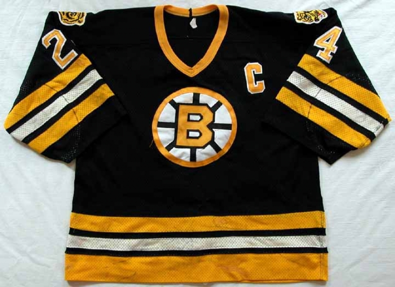 46fb92c96ac 1984-85 Terry O'Reilly Bruins Game Worn Jersey: GAMEWORNAUCTIONS.NET