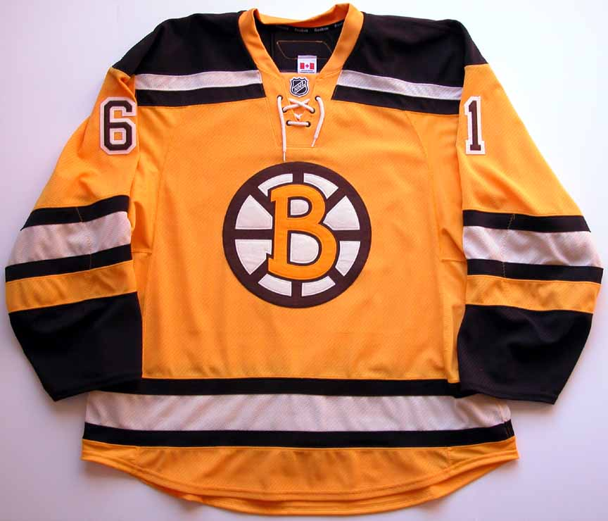 Gold Classic Byron Team Issued Boston - Gamewornauctions 2009-10 Letter Game Bitz Bruins Jersey net