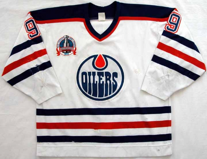 Jersey 1990 Stanley Cup