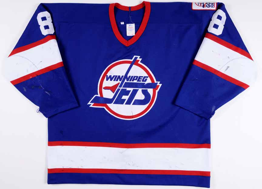 huge selection of 5c9d0 5d5d3 Jersey Winnipeg Jets Teemu Selanne sentimentally.zypherapp.com