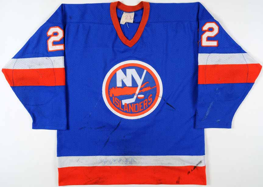 1981-82 Mike Bossy New York Islanders Game Worn Jersey - 1st Team NHL All 29a68b786