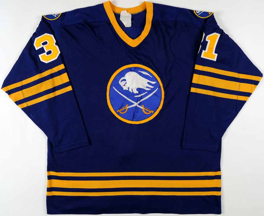 1982-83 Dave Andreychuk Buffalo Sabres Game Worn Jersey – Rookie ... 35c5a641f