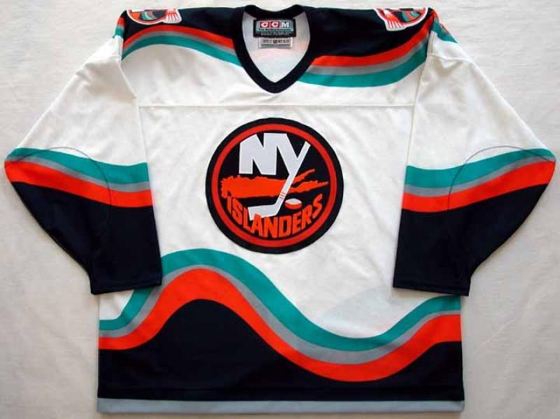 premium selection 4f728 9150c New York Islanders Authentic Jersey - 1996-1998 era ...