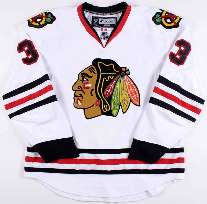 online store caa6b f2ba5 Dustin Byfuglien Chicago Blackhawks Autographed Authentic ...