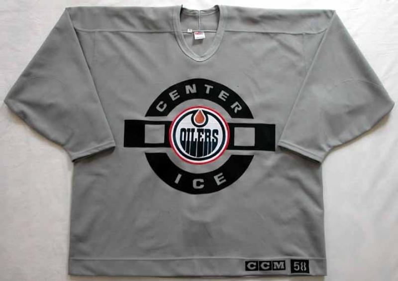Edmonton Oilers Practice Jersey  GAMEWORNAUCTIONS.NET b74e6a20a3e