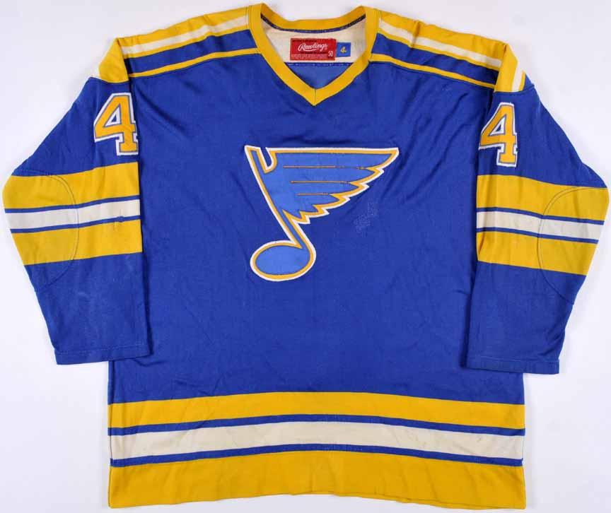 st louis blues jersey