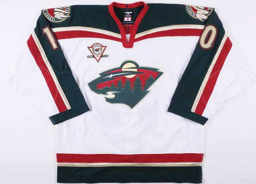 sneakers for cheap e5af7 8184b gaborik wild jersey