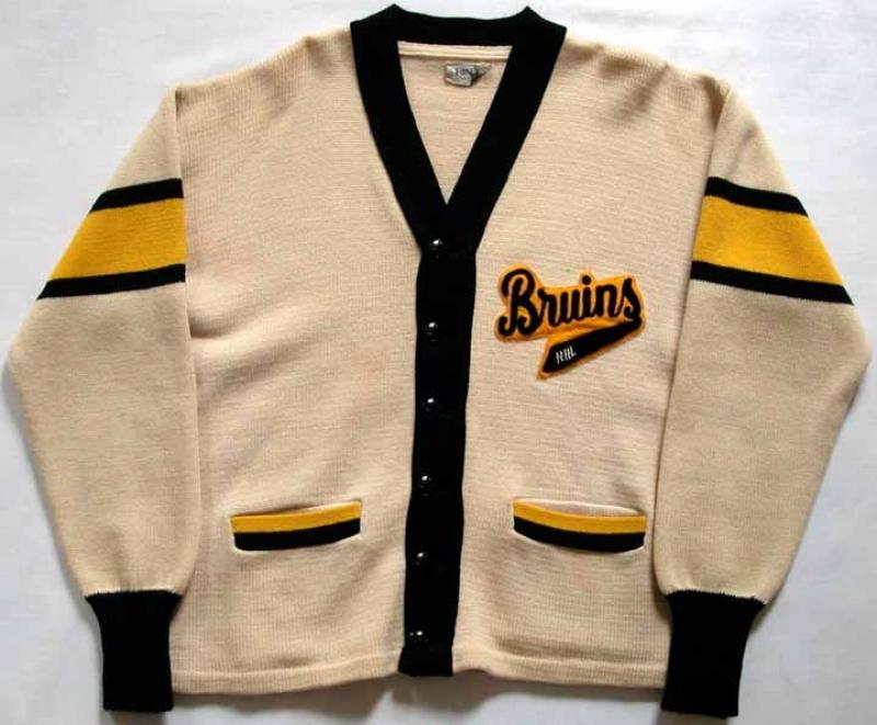 Boston bruins vintage sweater long sweater jacket for Boston bruins vintage shirt