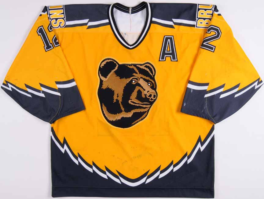 super popular f1246 76ce9 boston bruins bear head jersey