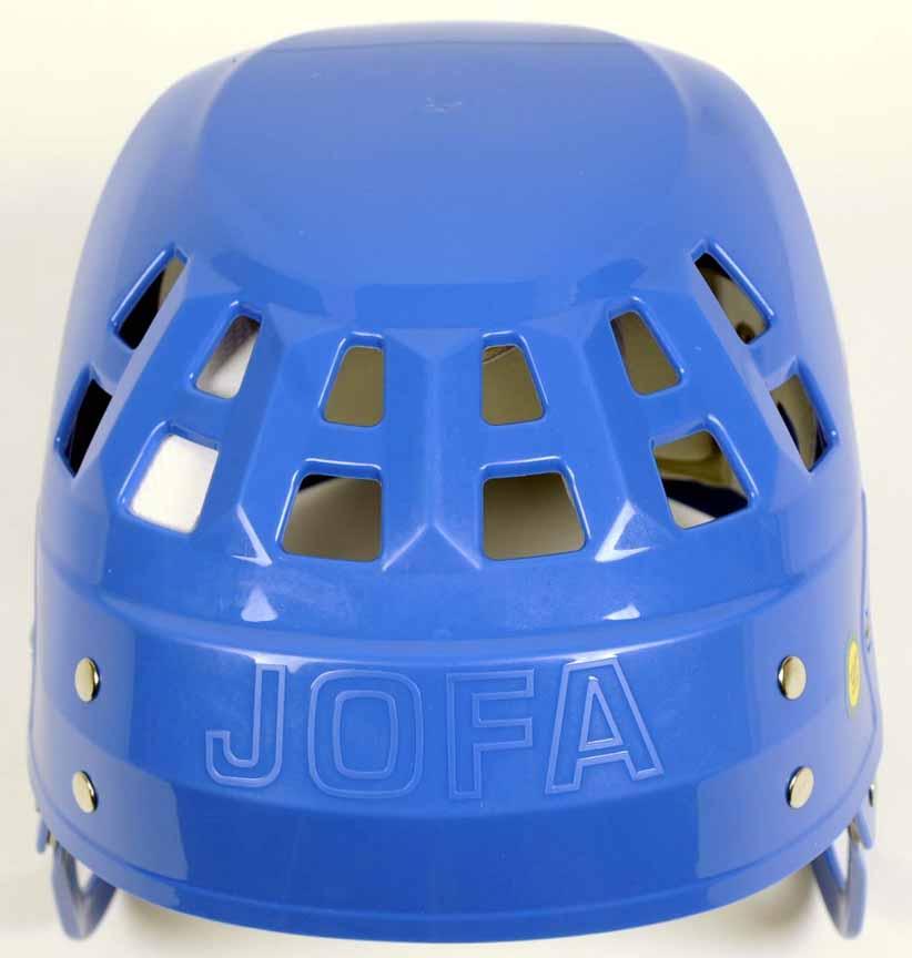 Unused Blue Jofa Helmet Brand New Style Used By
