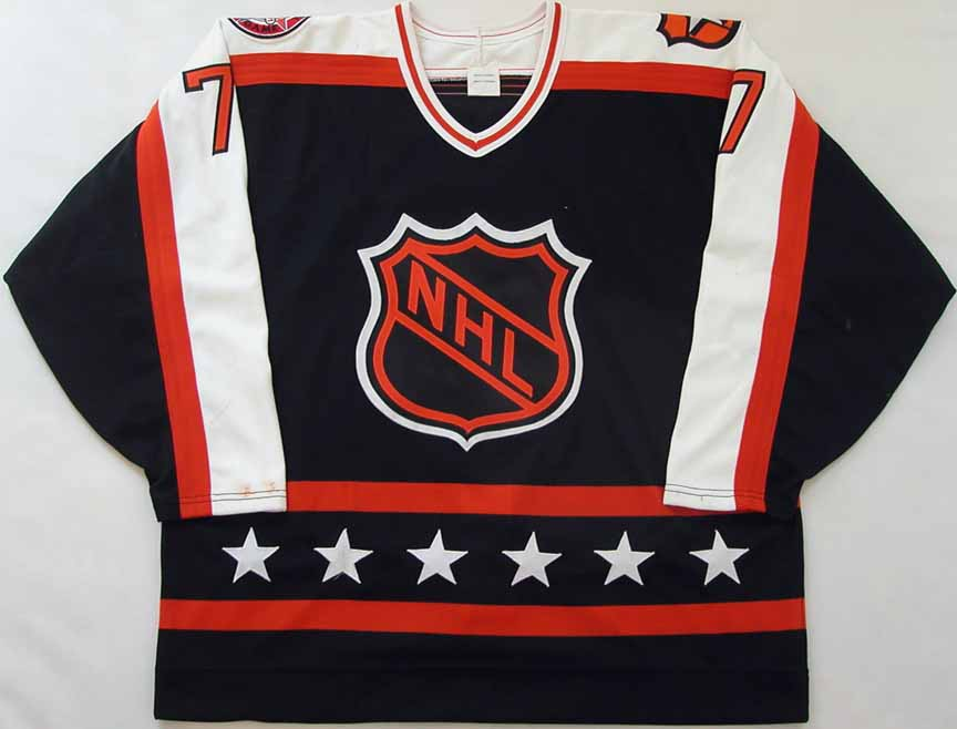 1991 Paul Coffey NHL All Star Game Worn Jersey -