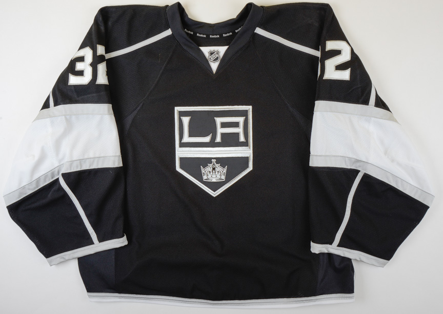 Jonathan Quick Los Angeles Kings Autographed Authentic