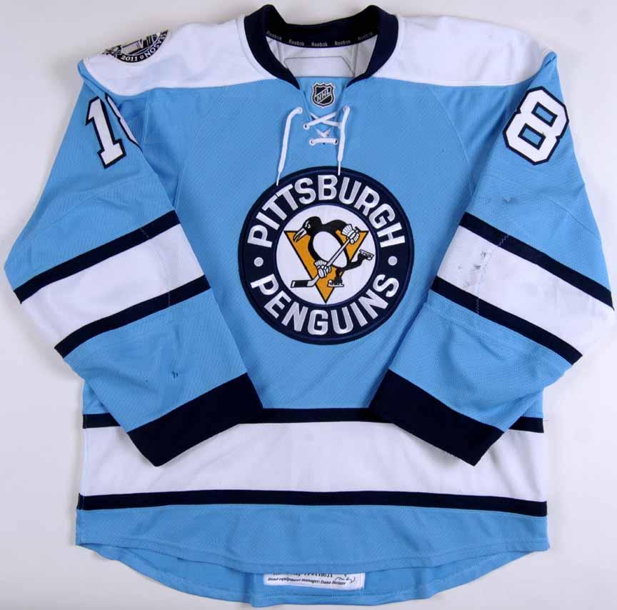 pretty nice 414ca 7d284 australia pittsburgh penguins baby blue jersey d6b1a 1565d
