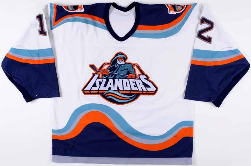 Islanders New Black Jerseys