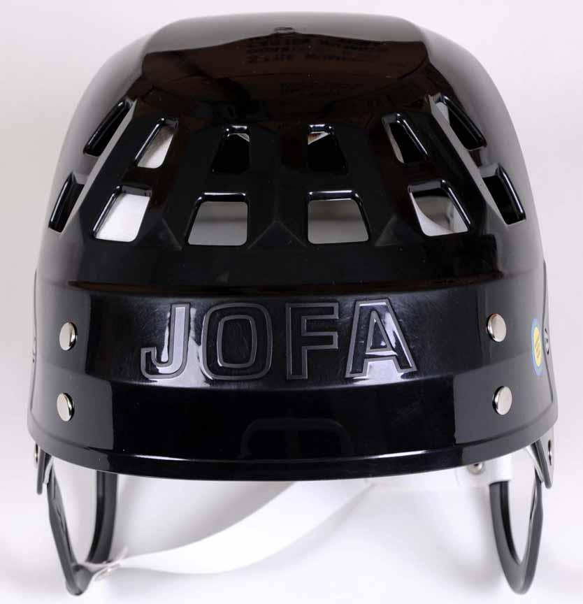 Unused Black Jofa Helmet Brand New Style Used By
