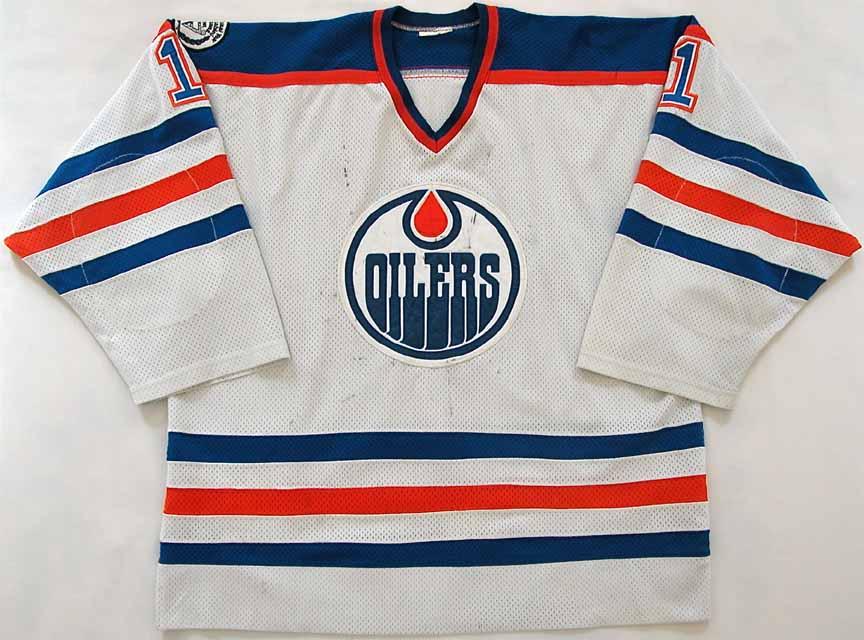 vintage edmonton oilers jersey eBay