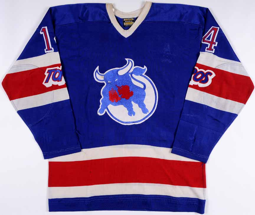 197475 vaclav nedomansky wha toronto toros game worn