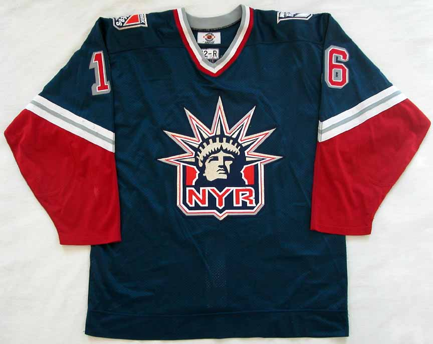 new york rangers statue of liberty jersey