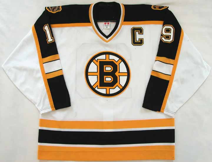buy popular c2343 3fad1 2005-06 Joe Thornton Bruins Game Worn Jersey - Last Ever ...