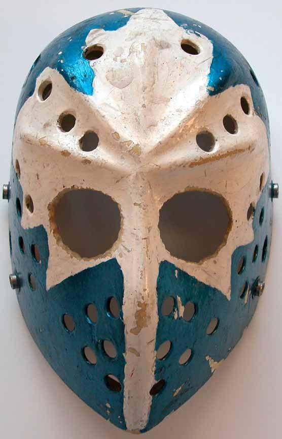 1970 u0026 39 s fibrosport tweener goalie mask