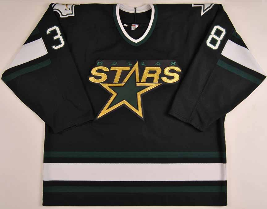 original dallas stars jersey