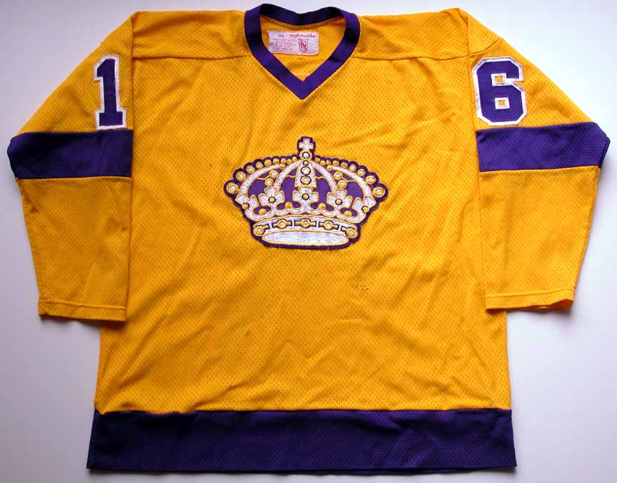 online store fb219 b564d Late 1970's/Early 1980's Marcel Dionne Los Angeles Kings ...