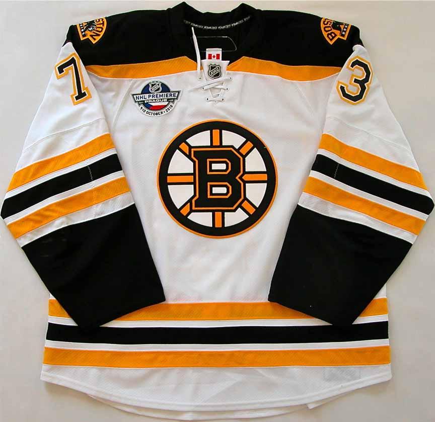 2010-11 Michael Ryder Boston Bruins Game Worn Jersey