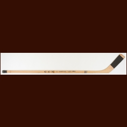 "Bernie ""Boom Boom"" Geoffrion Montreal Canadiens CCM Game Used Stick"