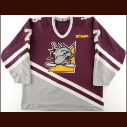 1996-97 Curtis Doell University of Minnesota-Duluth Game Worn Jersey