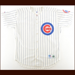 Mark Grace Chicago Cups Authentic Jersey