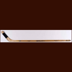 Stan Mikita Chicago Blackhawks Northland Game Used Stick