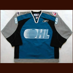 2000's Patrick O'Sullivan CHL All Star Game Worn Jersey