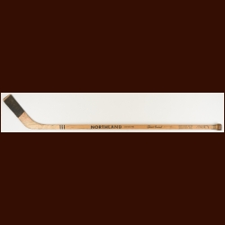 Ed Westfall Boston Bruins Northland Game Used Stick