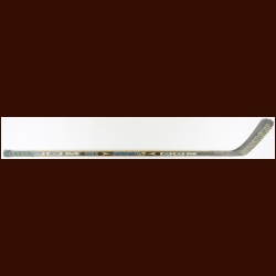 Saku Koivu Montreal Canadiens Black/Blue CCM Game Used Stick – Autographed