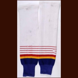 1995-96 Wayne Gretzky St. Louis Blues Game Worn Socks