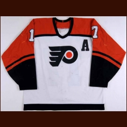 1995-96 Rod Brind'Amour Philadelphia Flyers Game Worn Jersey