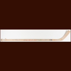 Doug Wilson Chicago Blackhawks Sher-Wood Game Used Stick – Rookie – 1977-78 Team Signed
