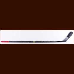 Pavel Datsyuk Detroit Red Wings Black Reebok Game Used Stick – Autographed