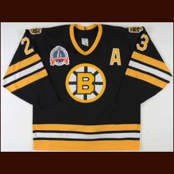 "1989-90 Craig Janney Boston Bruins Stanley Cup Finals Game Worn Jersey – ""1990 Stanley Cup Finals"" - Photo Match"